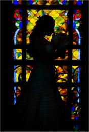 BrideSilhouette