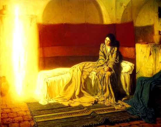 "Henry Ossawa Tanner's ""Annunciation"""
