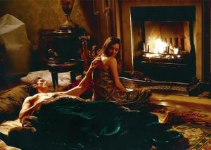 Miranda and Bruce