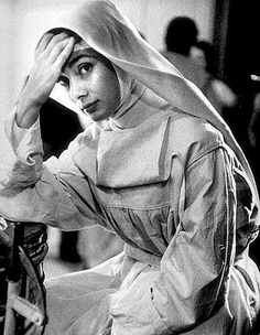 Audrey Hepburn as Sister Luke