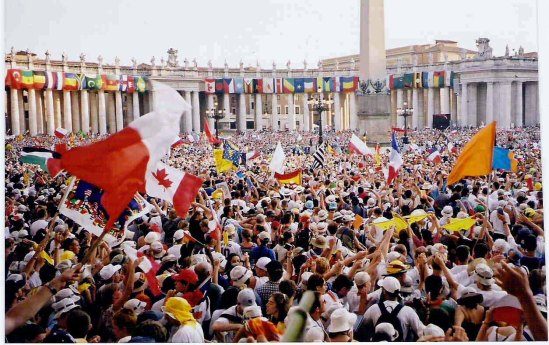 WYD in Rome, 2000