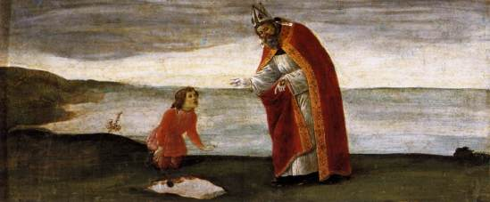 Augustine and Child