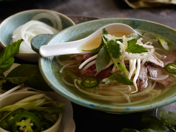 [kinda like this, except 22 times more phở!]